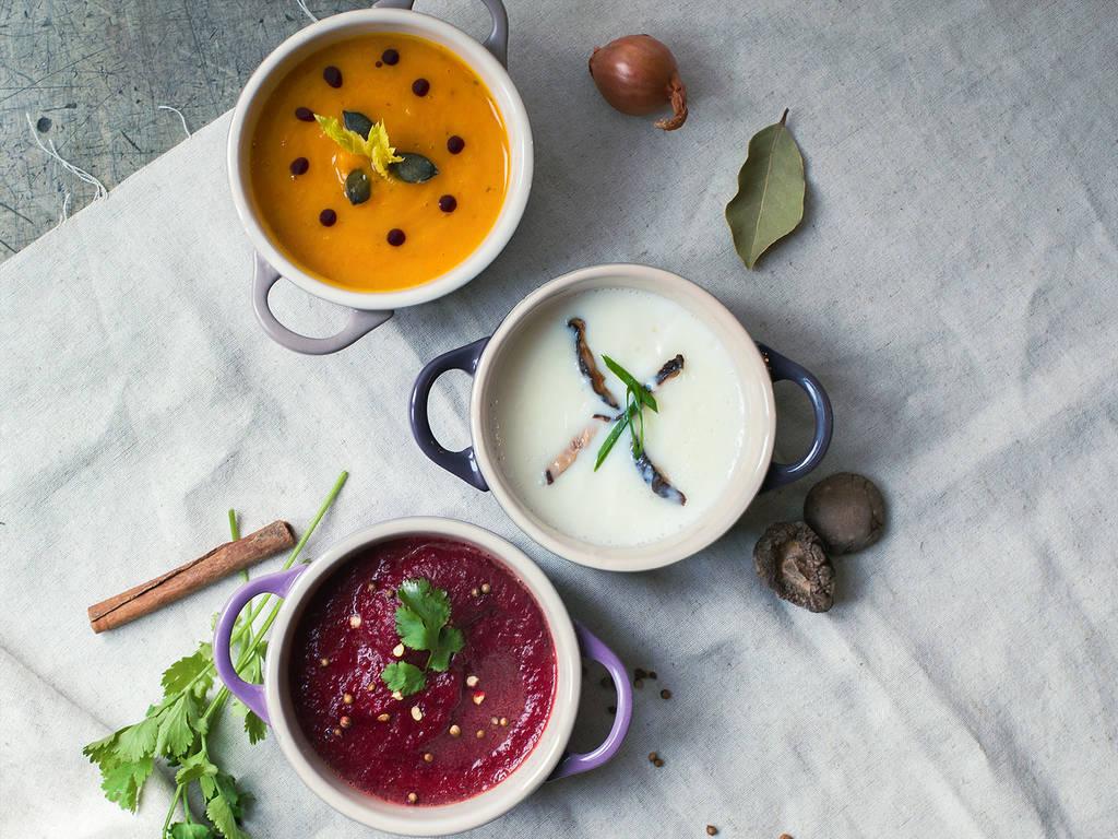 六碗奶油浓汤走遍世界