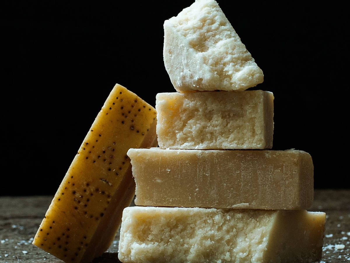 Every Which Way to Eat Parmesan