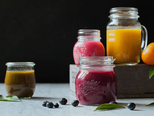 Smoothies - the Secret to a Quick Breakfast