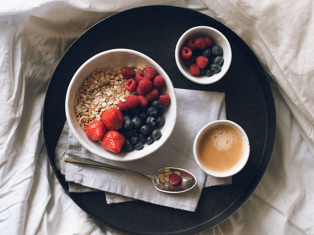 Zen zum Frühstück
