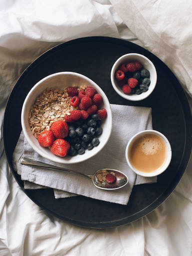 The zen of breakfast