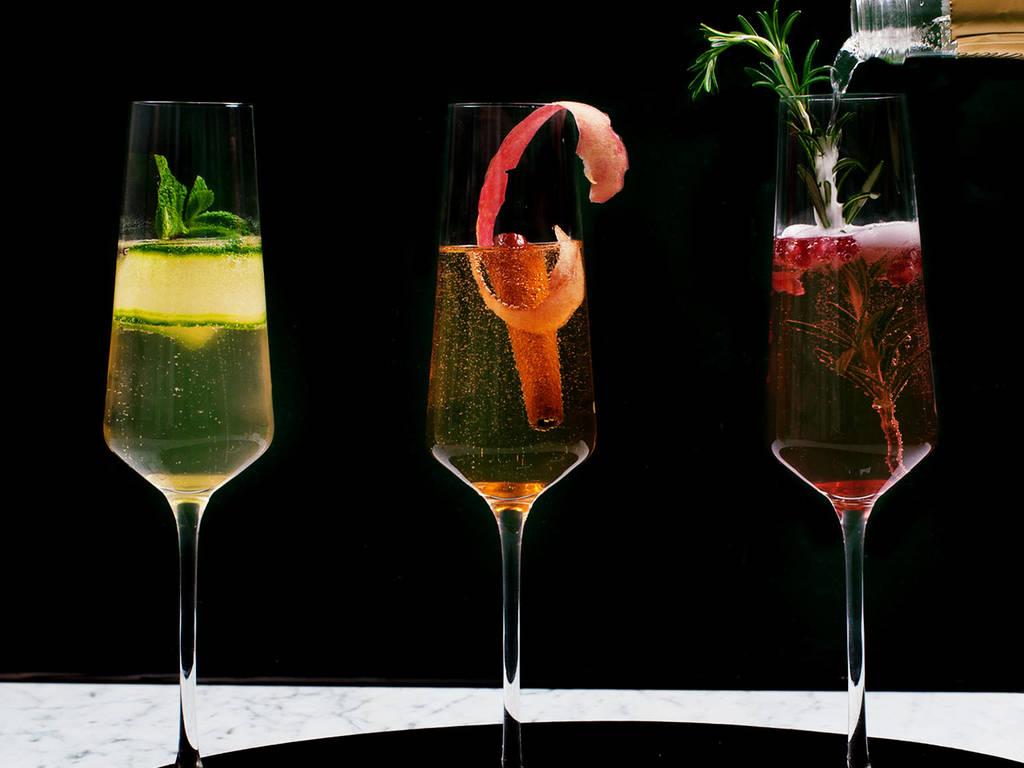Joy in a glass