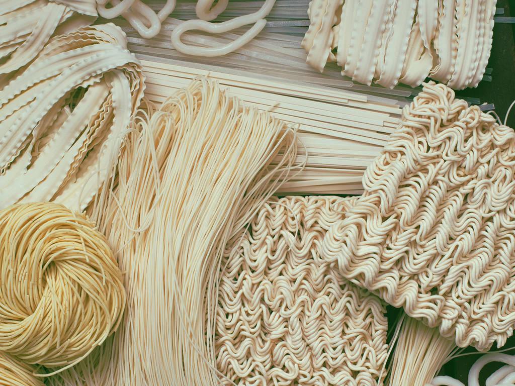 3 Asian Noodles
