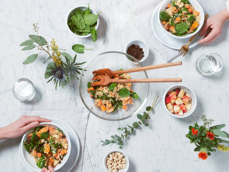 Healthy Cooking With Nike Master Trainer Alex Hipwell