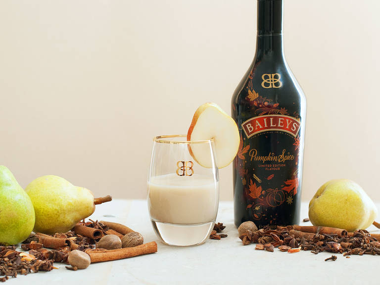 Bartlett Pear-Pumpkin Spice