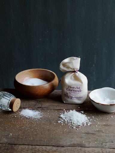 家厨必备的5款盐