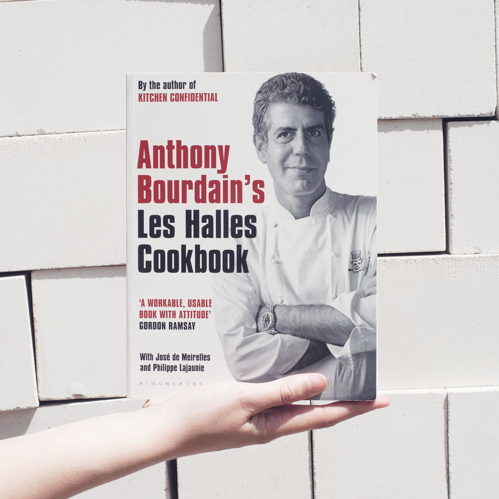 5 lessons we learned from anthony bourdain s les halles cookbook stories kitchen stories. Black Bedroom Furniture Sets. Home Design Ideas