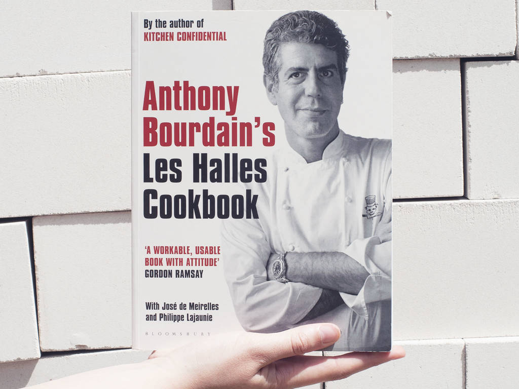 """5 Lessons We Learned from Anthony Bourdain's """"Les Halles Cookbook"""""""