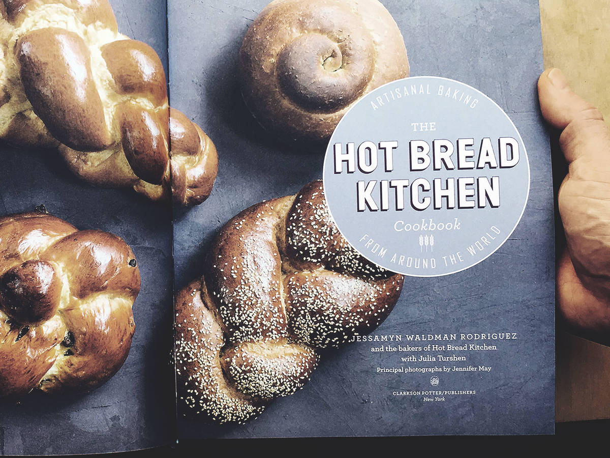 "5 Lessons We Learned From ""The Hot Bread Kitchen Cookbook"""