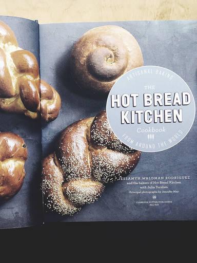 5 Lehren, die wir aus dem Hot Bread Kitchen Kochbuch ziehen