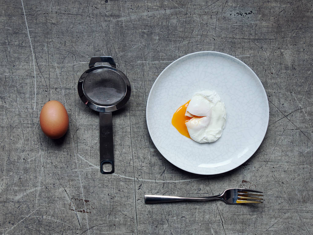 The Secret to a Perfectly Poached Egg
