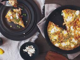 早晚餐皆宜的鸡蛋料理