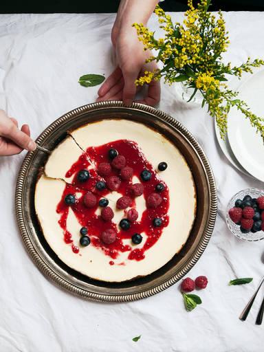 5 Cheesecakes für jede Gelegenheit