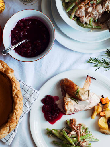 The Quintessential Thanksgiving Menu