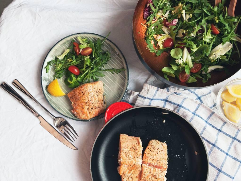 5 kreative Salatkreationen für den Frühling