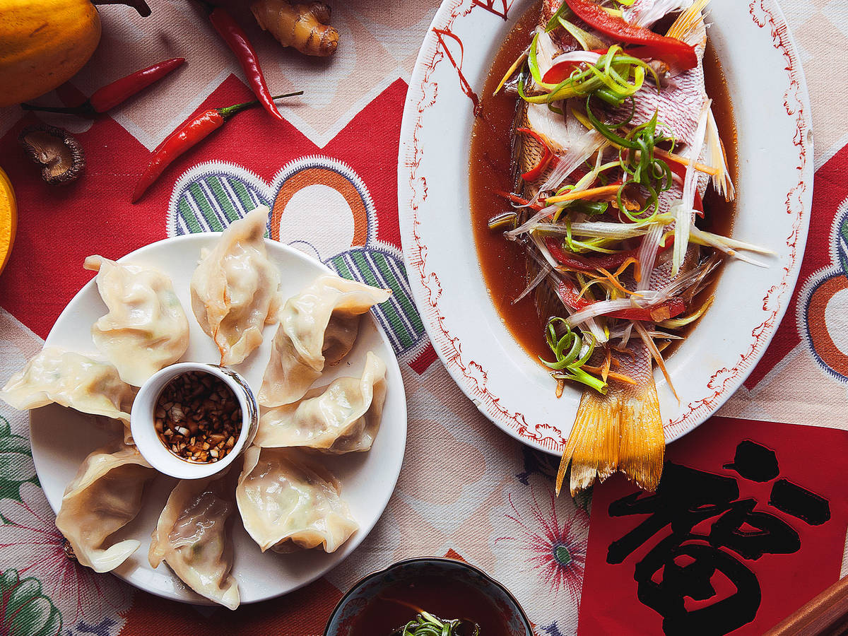 Eat Your Way Through Chinese New Year