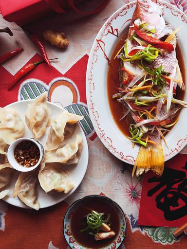 Das wichtigste Essen in China