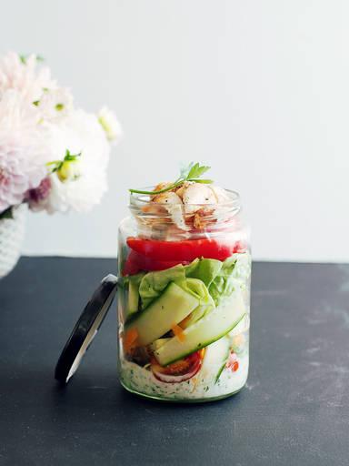 8 Rezepte für eine bessere Mittagspause im Büro