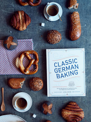 Classic German Baking from an Unlikely Source