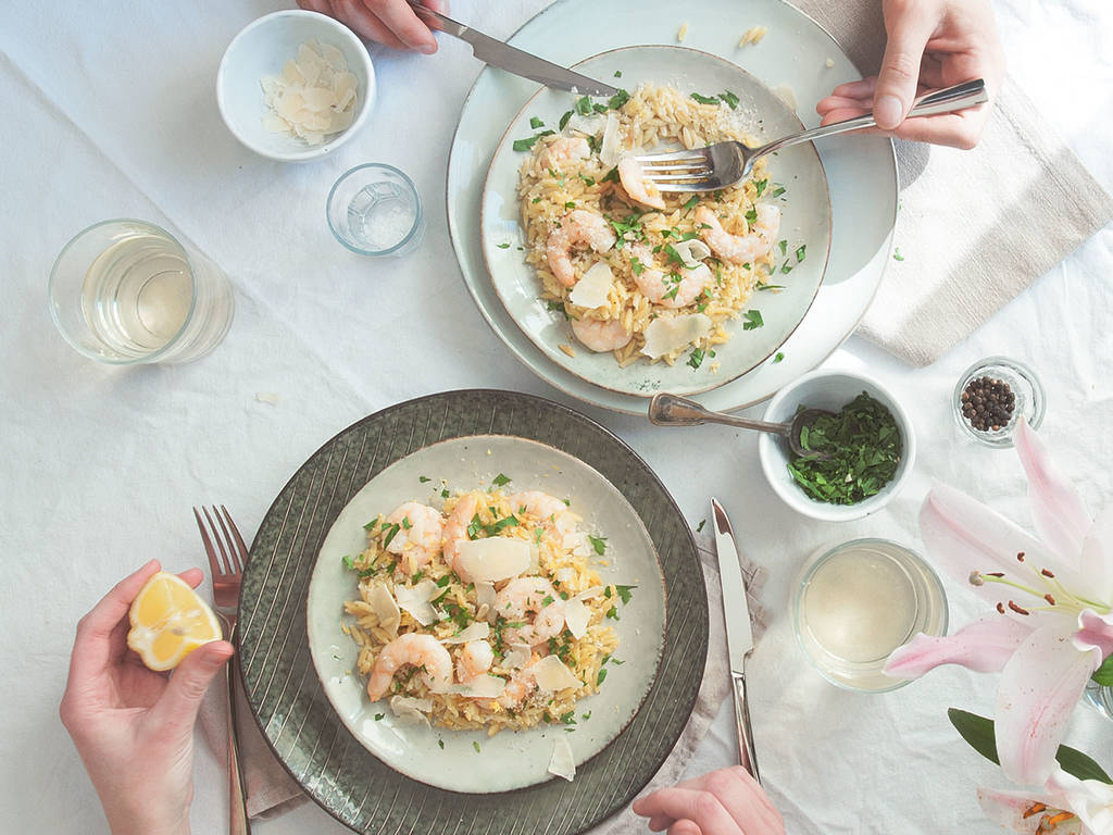 Ring in Spring with These 3 Simple Weekday Dinners