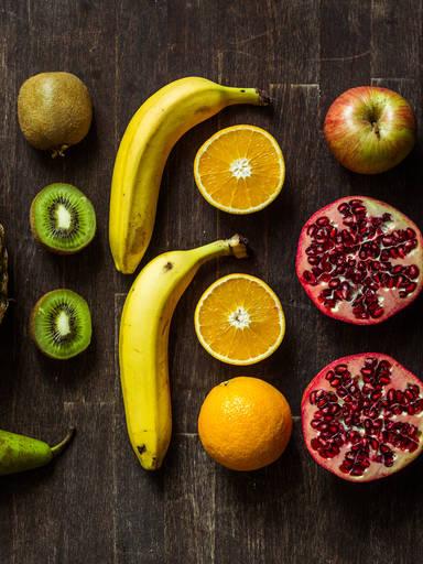 Wie du frisches Obst erkennst