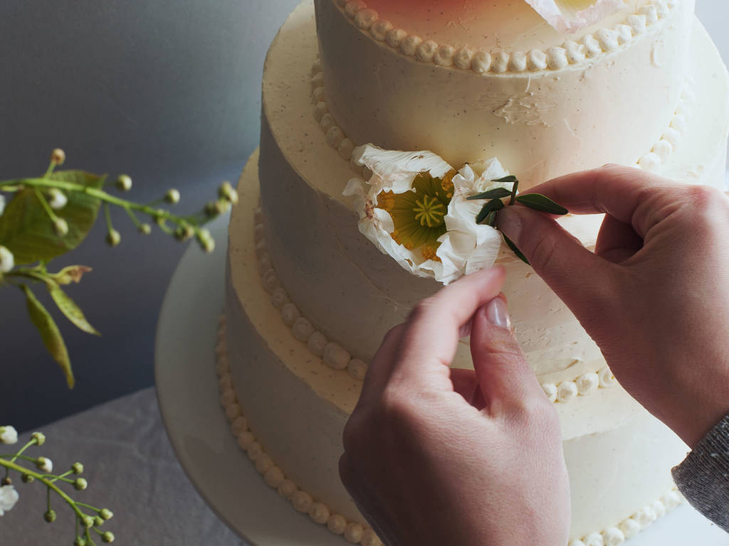 3 einfache Methoden, um deinen Kuchen aufzuhübschen