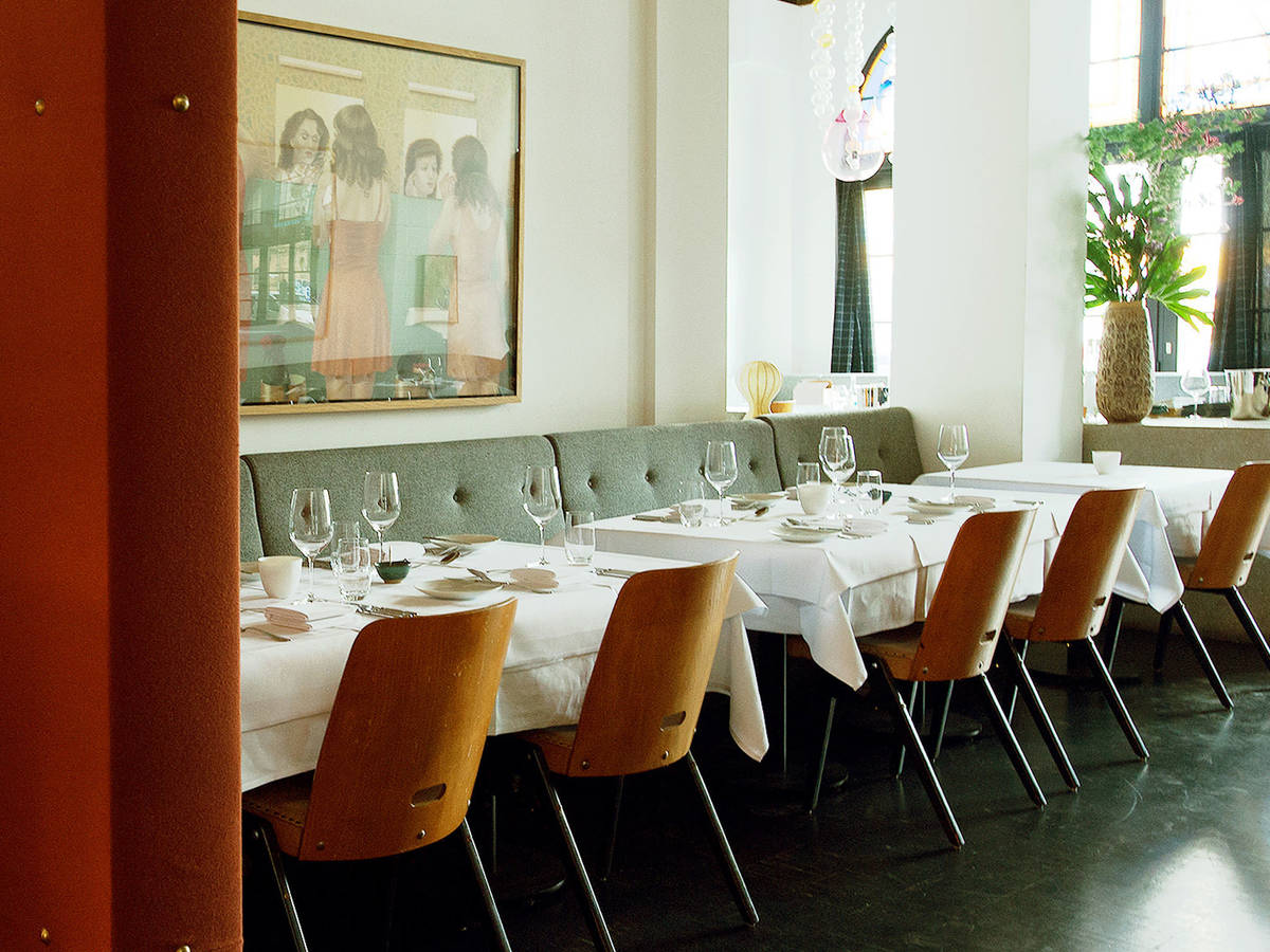 French Cuisine in the Heart of Berlin