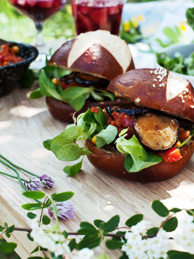 5 Meat-Free Meals for Summer