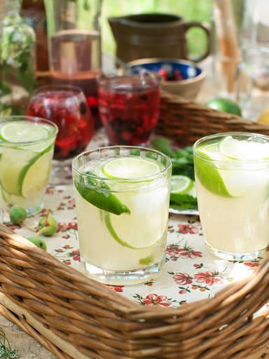 6 erfrischende Sommer-Cocktails