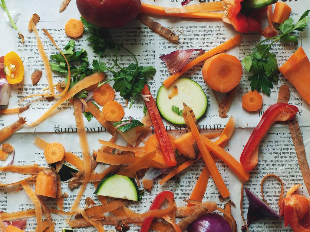 教你五招减少食物浪费