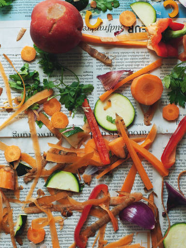 5 einfache Wege, um Lebensmittelabfälle zu vermeiden
