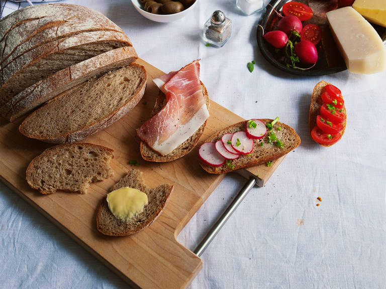 6 Heavenly Bread Recipes