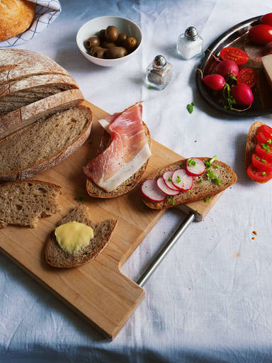 6种超赞的家庭自制面包