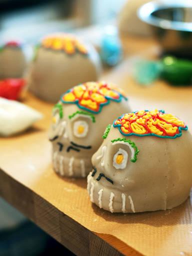 Ein Stück Mexiko aus Zuckerguss
