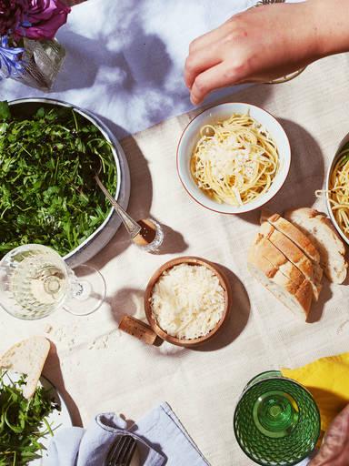 Dinner-Party für kleines Geld
