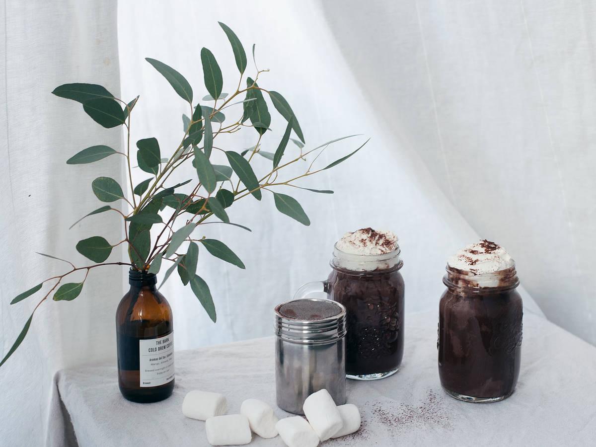 5 warme Getränke für kalte Nächte