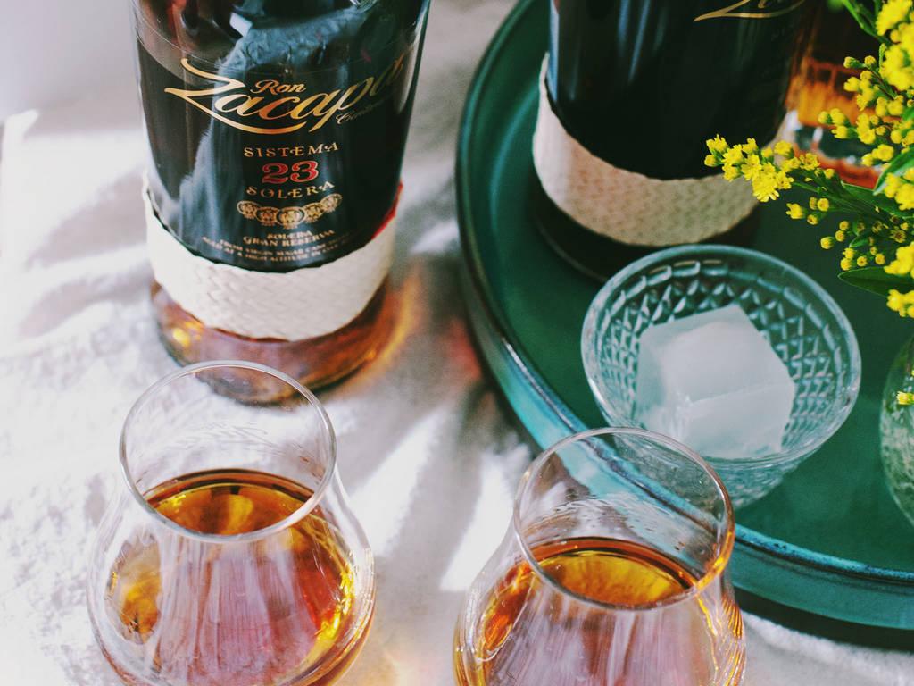 Taste Zacapa's the Art of Slow