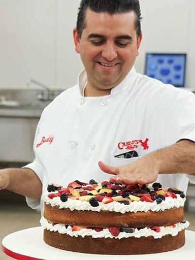 Torten dekorieren wie ein Cake Boss