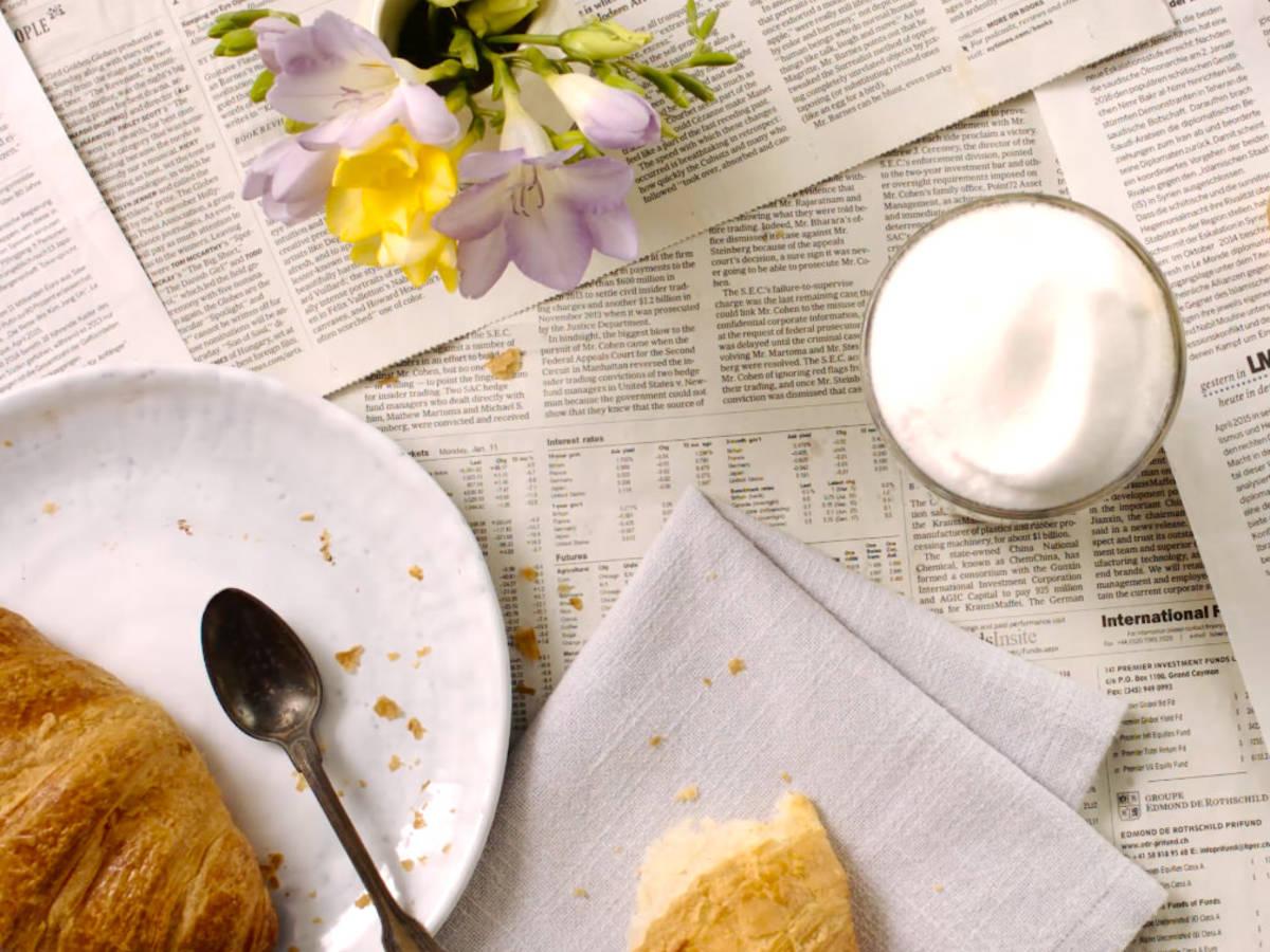 Pure Coffee Pleasure: Latte Macchiato