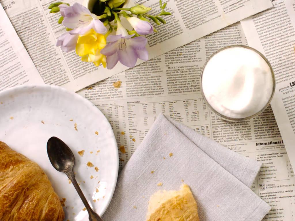 Der pure Kaffeegenuss: Latte Macchiato