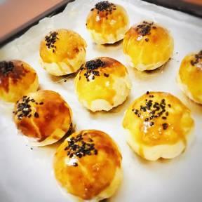 Chinesische Mondkuchen