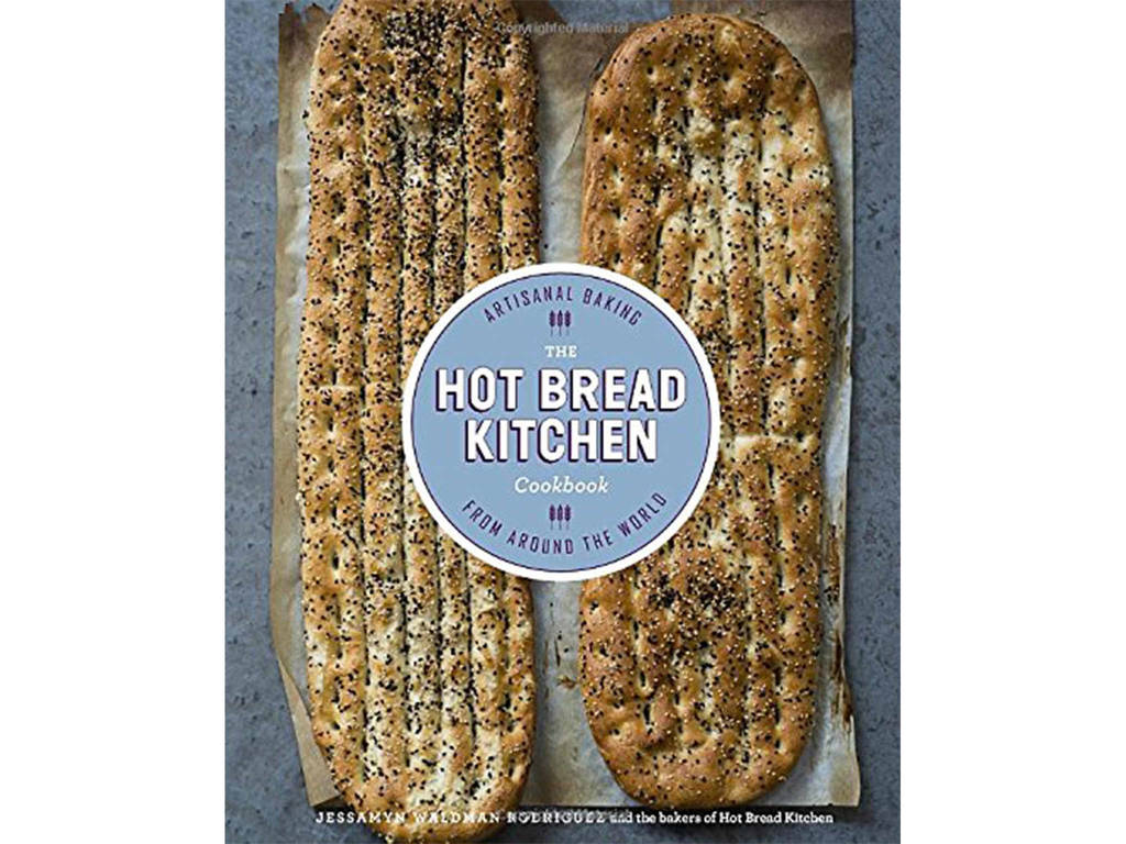 Das Hot Bread Kitchen Kochbuch