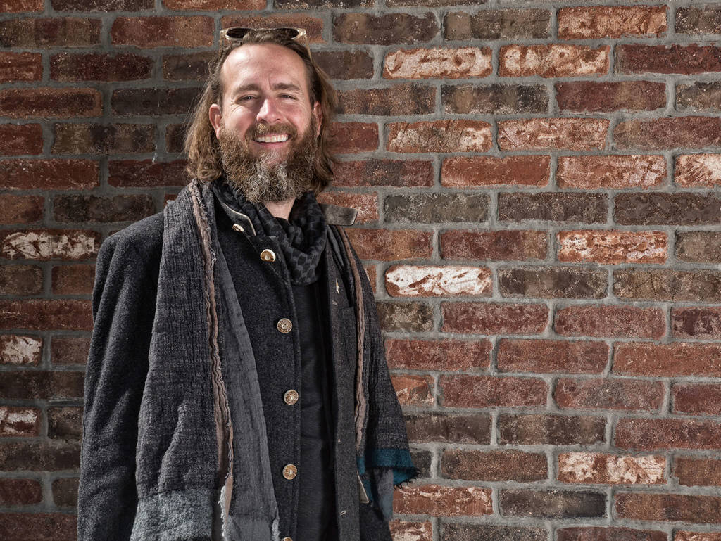 Stone Brewing的创始人和CEO Greg Koch