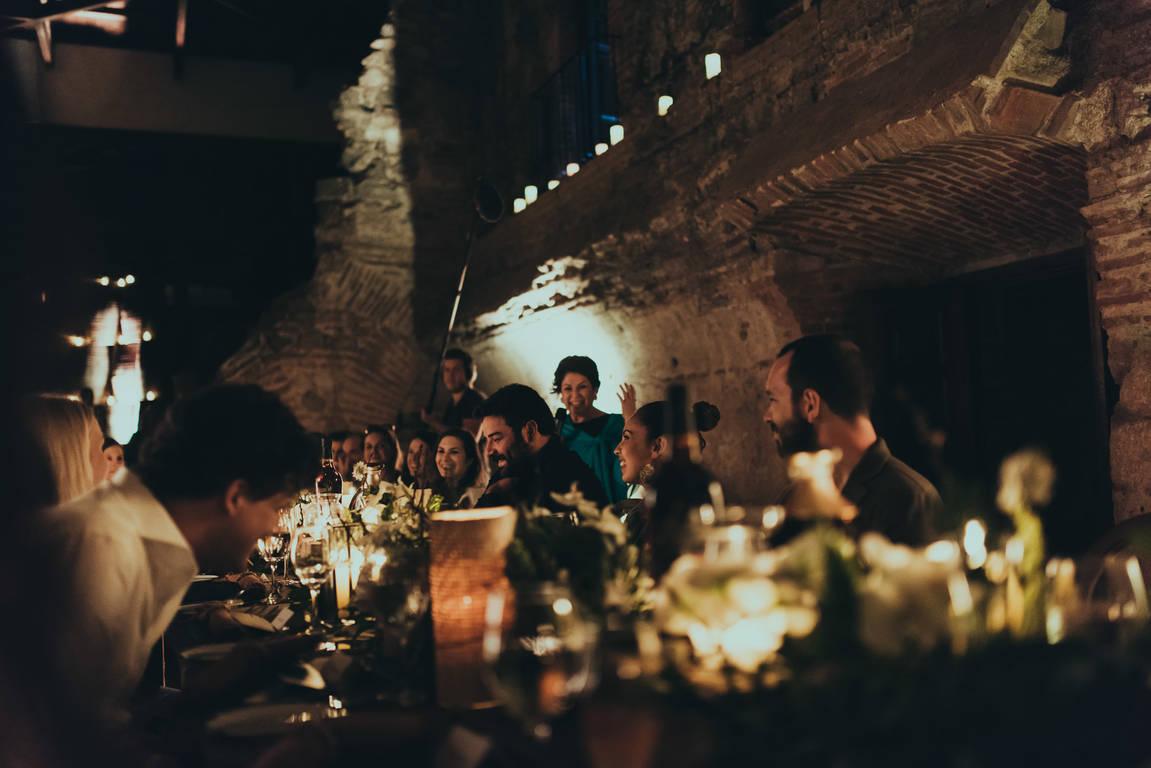 时间的艺术晚宴
