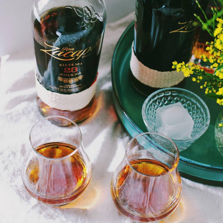 Ron Zacapa Rum