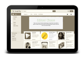 Google Play Editorial Feature
