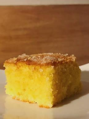 Fluffiest Lemon Cake