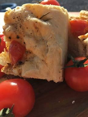 Tomaten-Foccacia