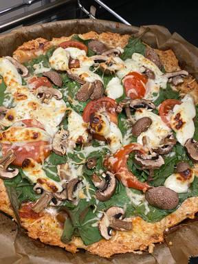 Chicken Pizza Crust - Buff Dudes
