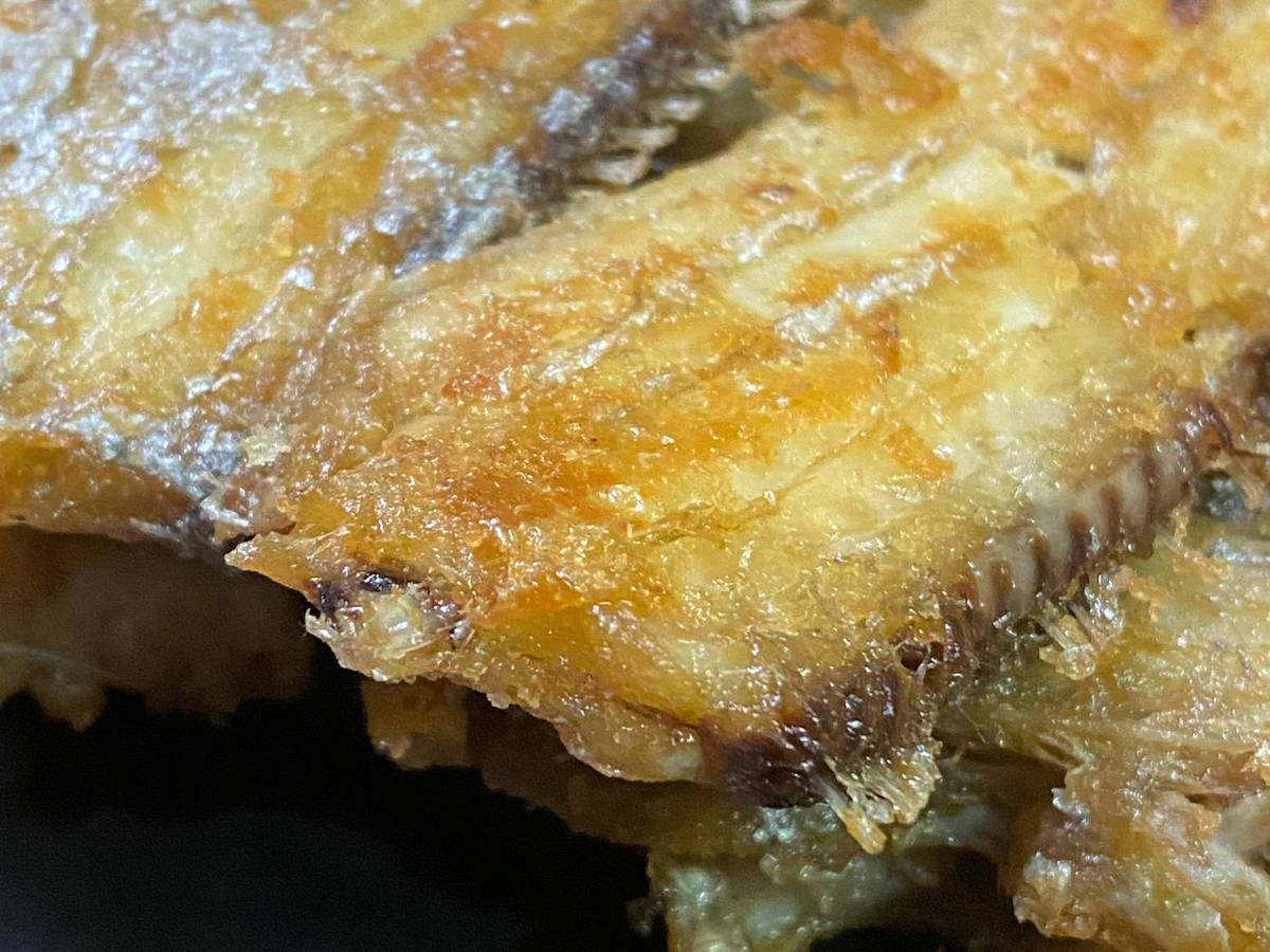 Simple Fried Beltfish